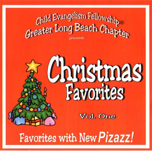 Christmas Favorites vol. 1 (music cd)