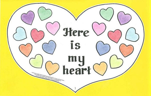 Here is My Heart