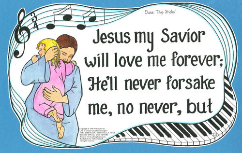 Jesus My Savior