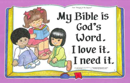 My Bible Is God's Word