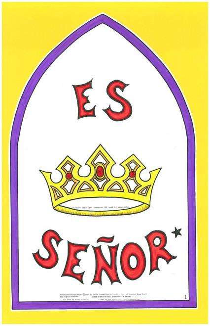 Es Señor (He Is Lord)