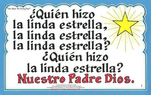 Quien Hizo La Linda Estrella? (Who Made the Pretty Star?)