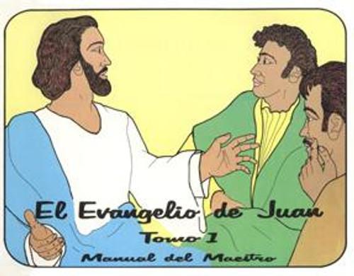 El Evangelio de Juan Tomo 1