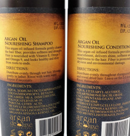 Argan Deluxe Moroccan Oil Nourishing Shampoo