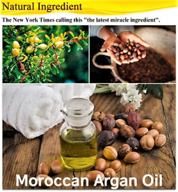 Arganmidas Pure Moroccan Argan Oil Hair and Body Serum