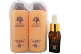 Arganmidas Travel Size Shampoo and Conditoner