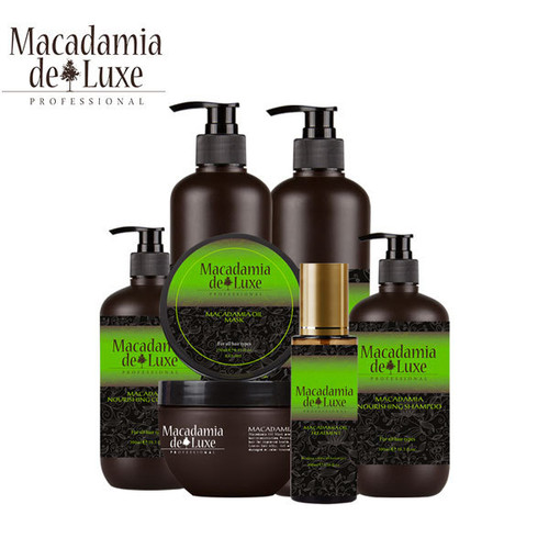 Luxury Bundle Package.  Let the hair feel the difference. Buy Now and Save. Bundle Includes: Nourishing Shampoo 10 oz. Nourishing Conditioner 10 oz. Infusing Nutrition Mask 8 oz. Hair & Body Oil 3 oz.