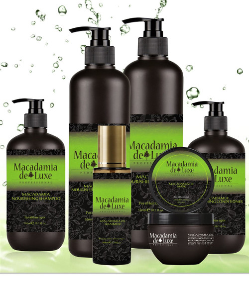 Macadamia Deluxe Luxury Bundle