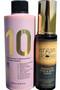 Argan Deluxe Professional Shampoo, Conditioner, 10 in 1 Spray, Moroccan Argan Oil Serum Bundle