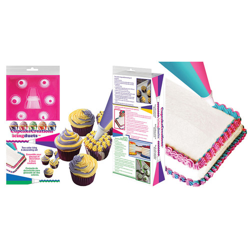Icing Duets Decorations Set