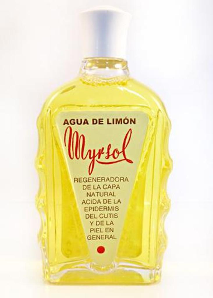 Myrsol Agua De Limon After Shave 180ml    Agent Shave   Wet Shaving Supplies UK