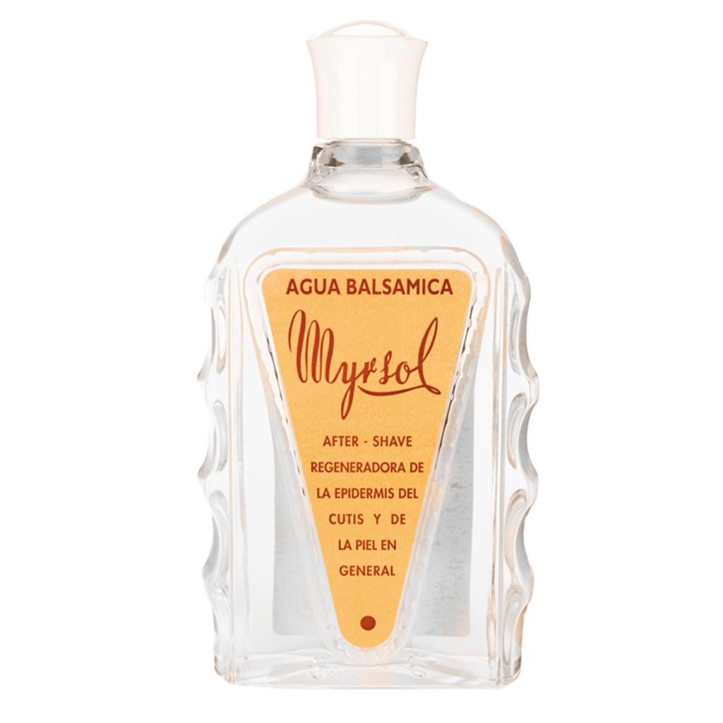 Myrsol After Shave - Agua Balsamica | Agent Shave | Wet Shaving Supplies UK