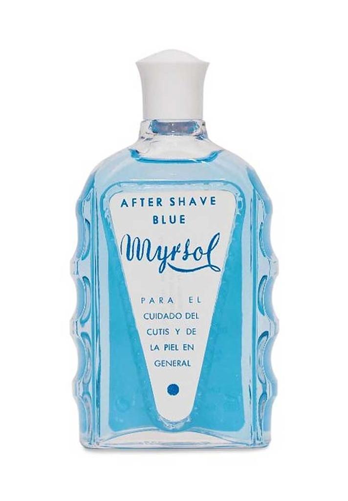 Myrsol Blue After Shave 180ml   Agent Shave   Traditional Wet Shaving