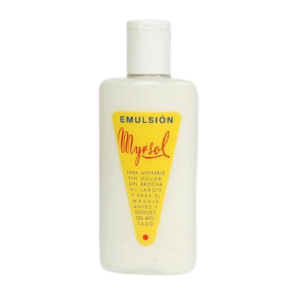 Myrsol Pre Shave Emulsion 200ml Plastic Bottle | Agent Shave | Wet Shaving Supplies UK
