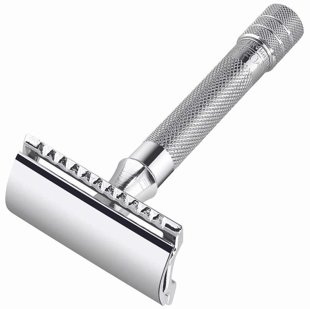 Merkur 33C Double Edge Safety Razor | Agent Shave | Traditional Wet Shaving