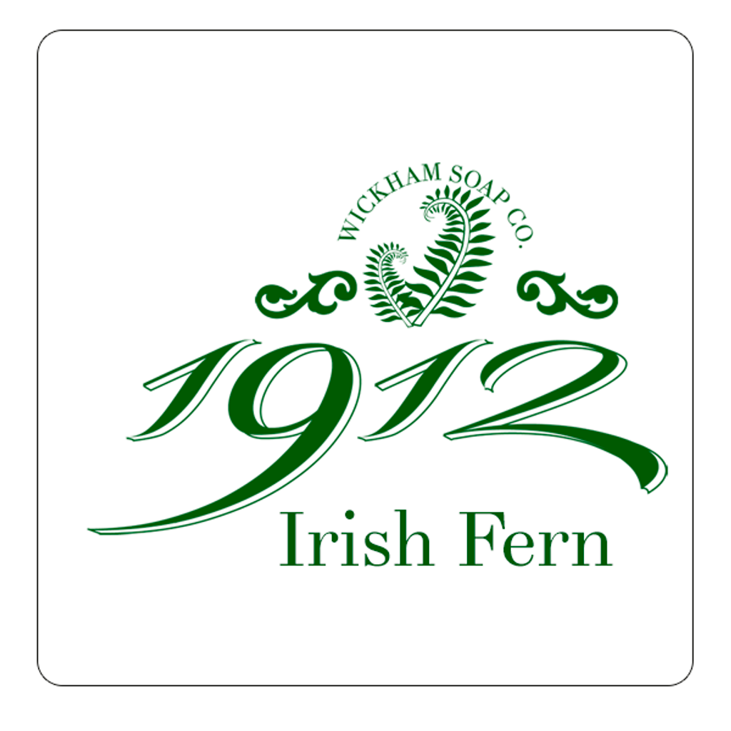 Wickham Soap Co 1912 Aftershave Balm - Irish Fern | Agent Shave | Wet Shaving Supplies UK