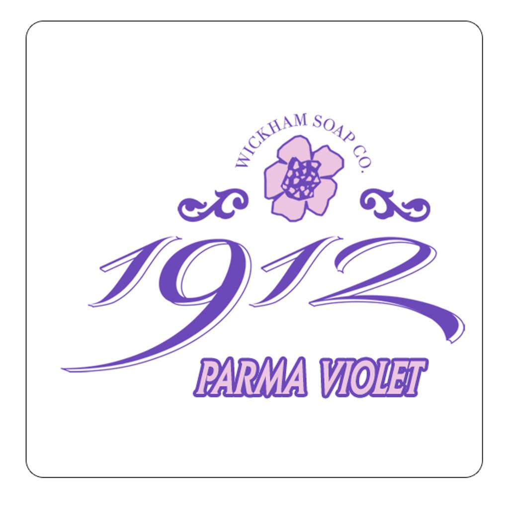 Wickham Soap Co 1912 Aftershave Balm - Parma Violet   Agent Shave   Wet Shaving Supplies UK