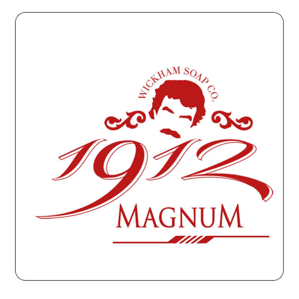 Wickham Soap Co 1912 Aftershave Balm - Magnum | Agent Shave | Wet Shaving Supplies UK