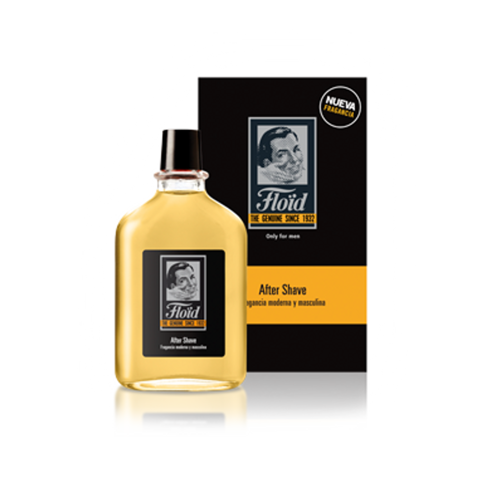 Floid Aftershave Black 150ml | Agent Shave | Wet Shaving Supplies Uk