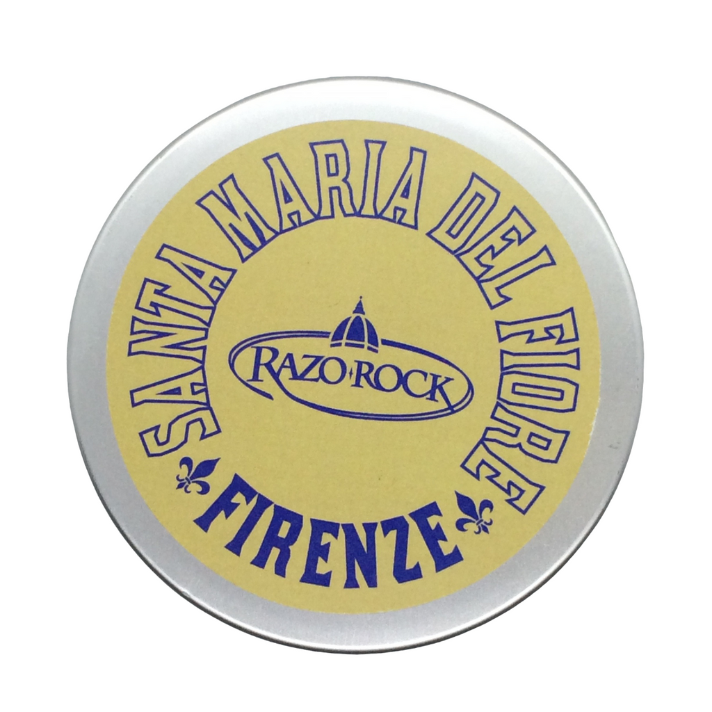 RazoRock Santa Maria del Fiore Firenze Shaving Soap  | Agent Shave | Wet Shaving Supplies UK