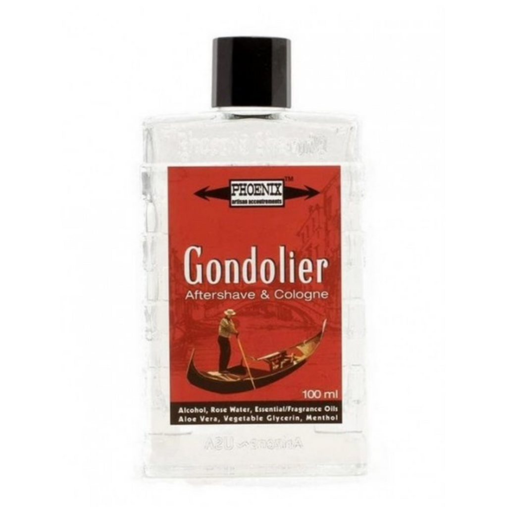 Phoenix Artisan Accoutrements Gondolier Aftershave & Cologne 100ml | Agent Shave | Wet Shaving Supplies UK