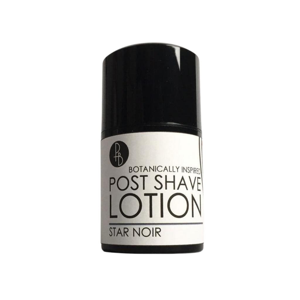 Phoenix & Beau Star Noir Post Shave Lotion   Agent Shave   Wet Shaving Supplies UK