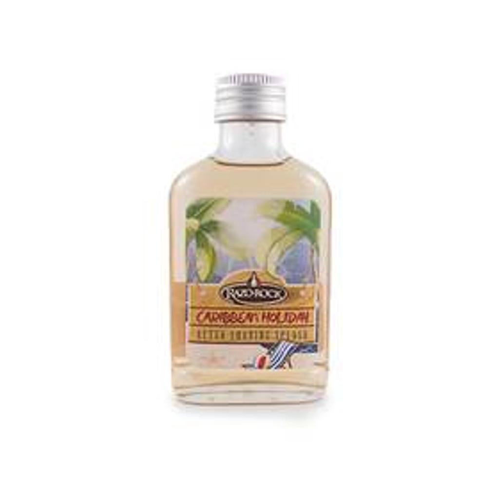 RazoRock Caribbean Holiday After Shaving Splash 100ml | Agent Shave | Wet Shaving Supplies UK