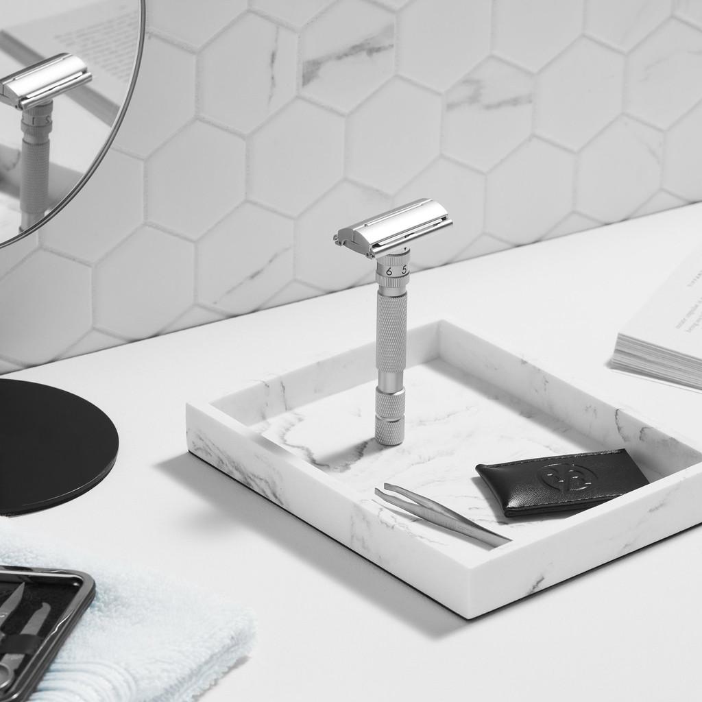 Rockwell Model T2 Safety Razor | Agent Shave | Wet Shaving Supplies UK