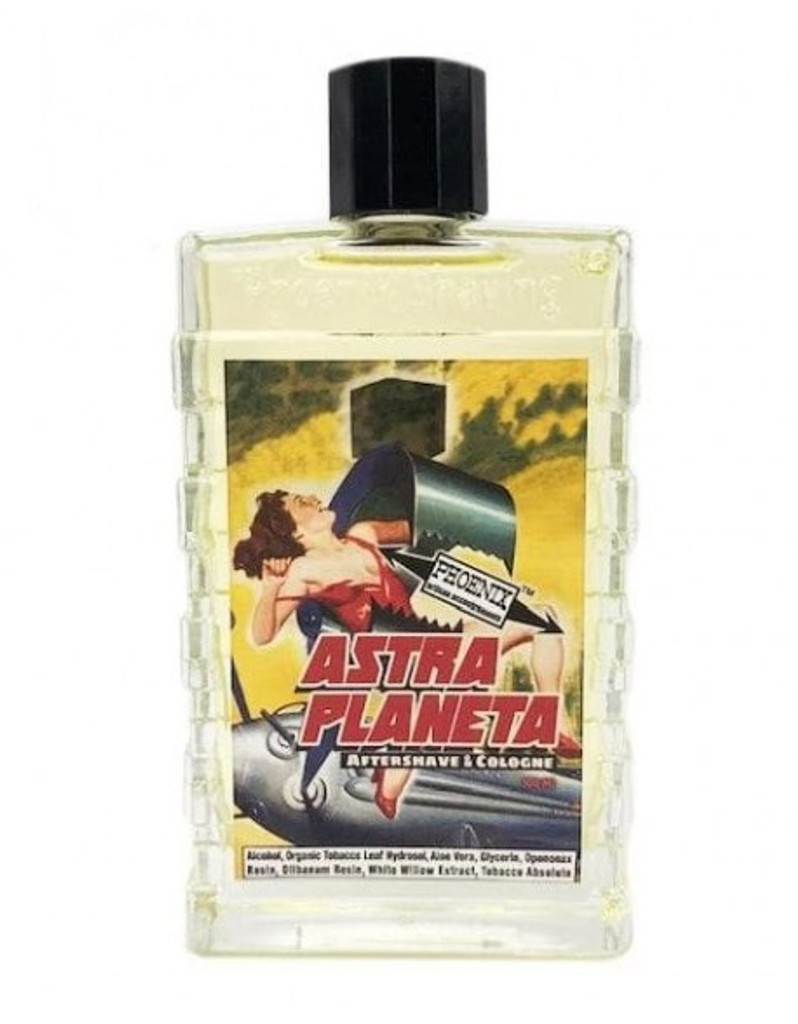 Phoenix Artisan Accoutrements Astra Planeta Aftershave & Cologne 100ml | Agent Shave | Wet Shaving Supplies UK