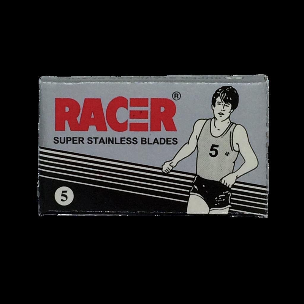 Racer Super Stainless Safety Razor Blades 5 | Agent Shave | Wet Shaving Supplies UK
