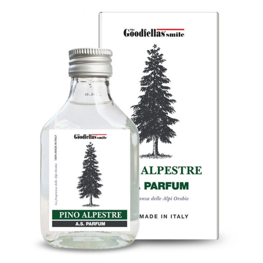 The Goodfellas Smile Pino Alpestre Aftershave | Agent Shave | Wet Shaving Supplies UK