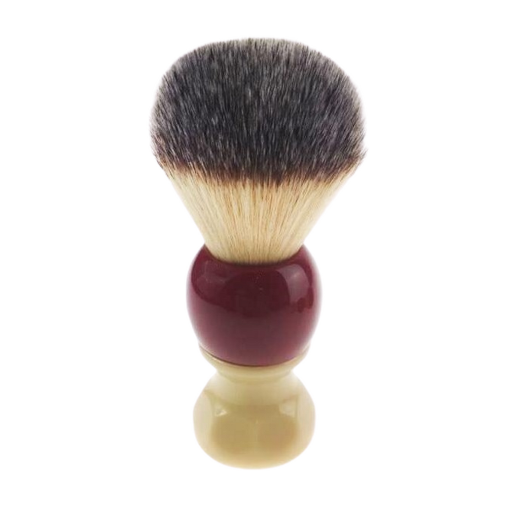 Phoenix Artisan Accoutrements Atomic Rocket Synthetic Shaving Brush 26mm   Agent Shave   Wet Shaving Supplies UK