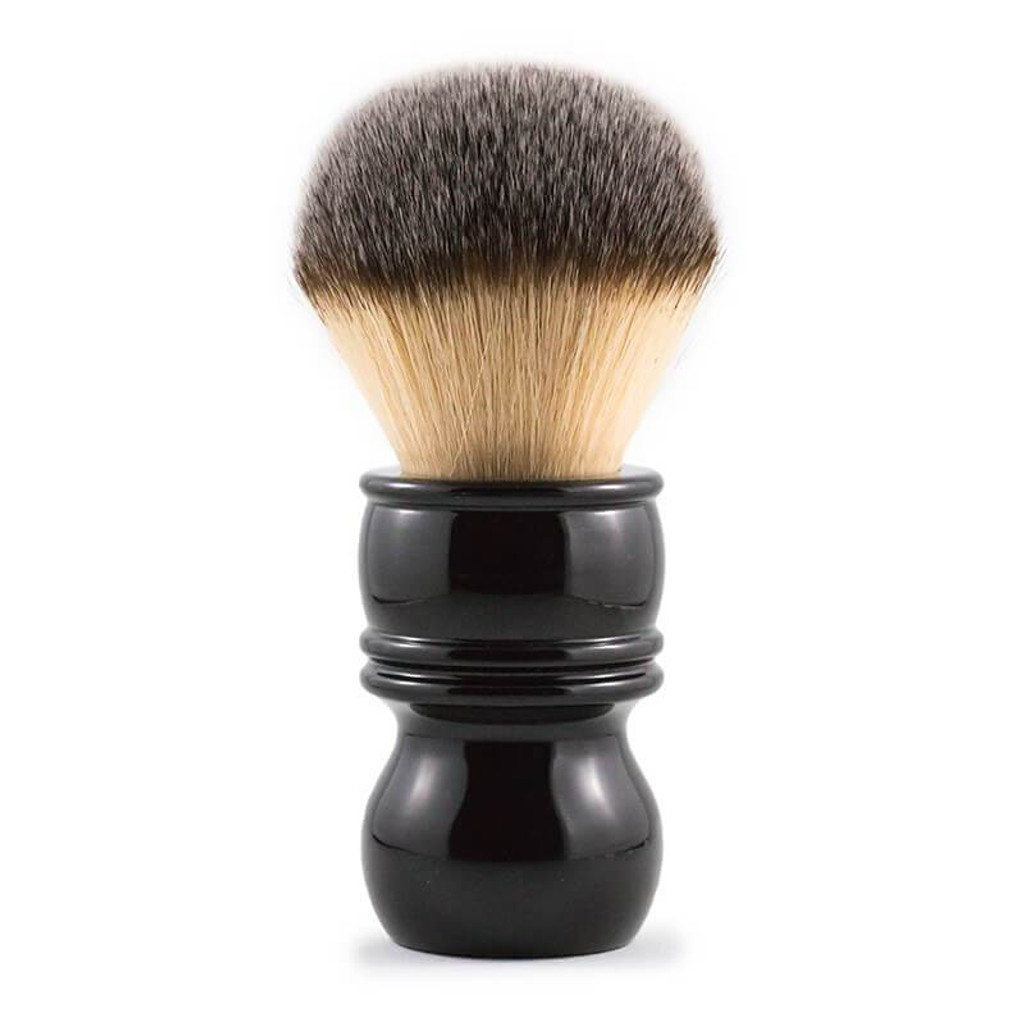 RazoRock The Hulk Plissoft Synthetic Shaving Brush | Agent Shave | Wet Shaving Supplies UK