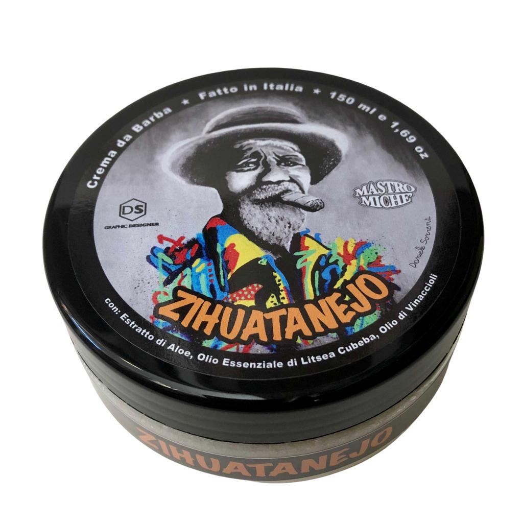 Masto Miche Zihuatanejo Shaving Soap 150ml | Agent Shave | Wet Shaving Supplies UK