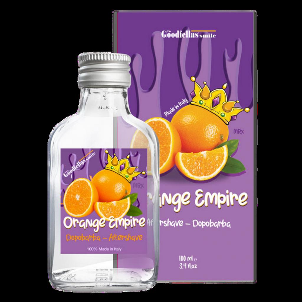 The Goodfellas Smile Orange Empire Aftershave 100ml