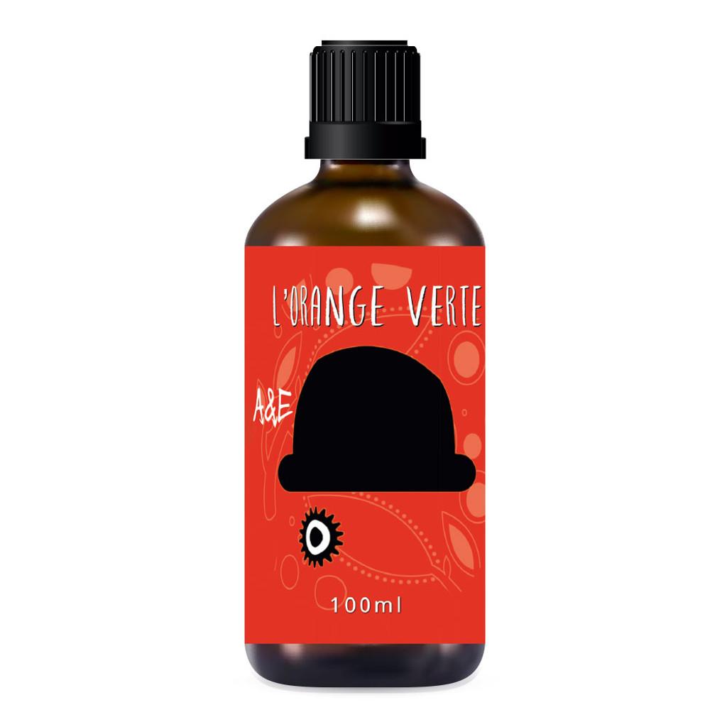 Ariana & Evans A&E L'Orange Verte Aftershave 100ml | Agent Shave | Wet Shaving Supplies Uk