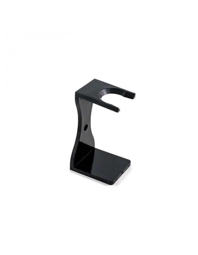 RazoRock Shaving Brush Drip Stand - Black   Agent Shave   Wet Shaving Supplies UK