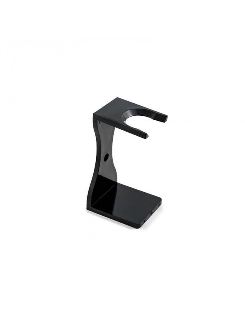 RazoRock Shaving Brush Drip Stand - Black | Agent Shave | Wet Shaving Supplies UK