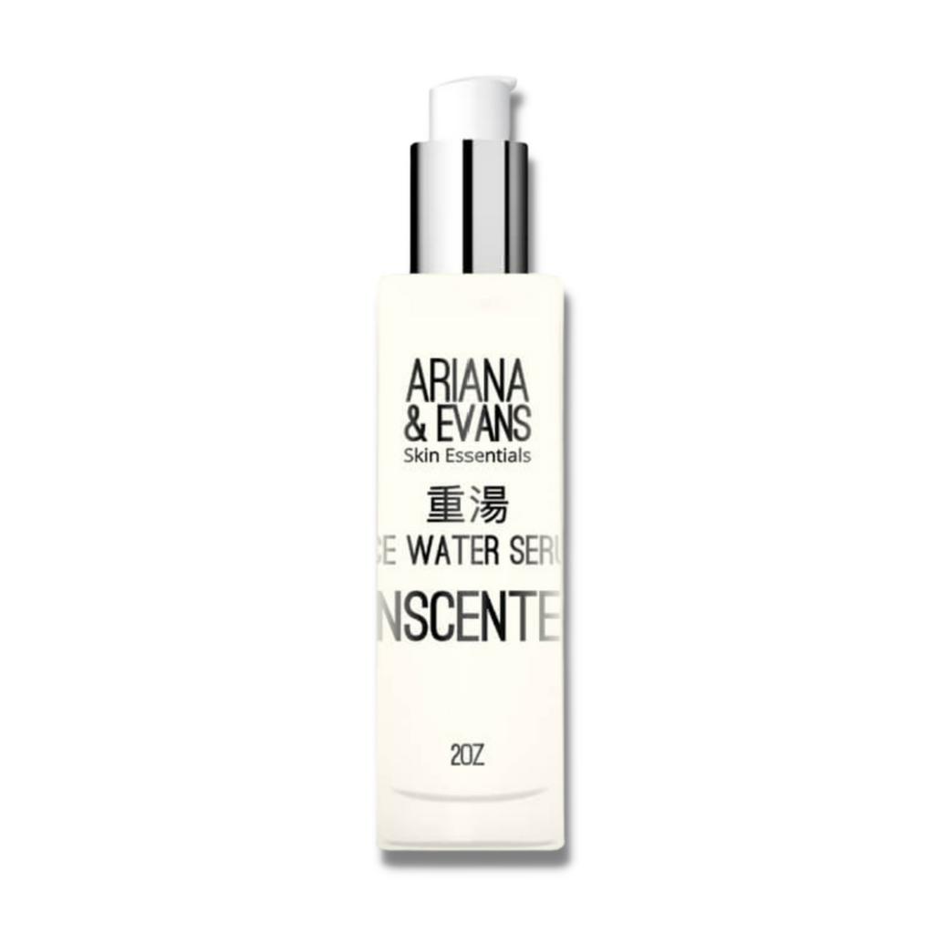 Ariana & Evans Unscented Rice Water Serum 59ml   Agent Shave   Wet Shaving Supplies UK