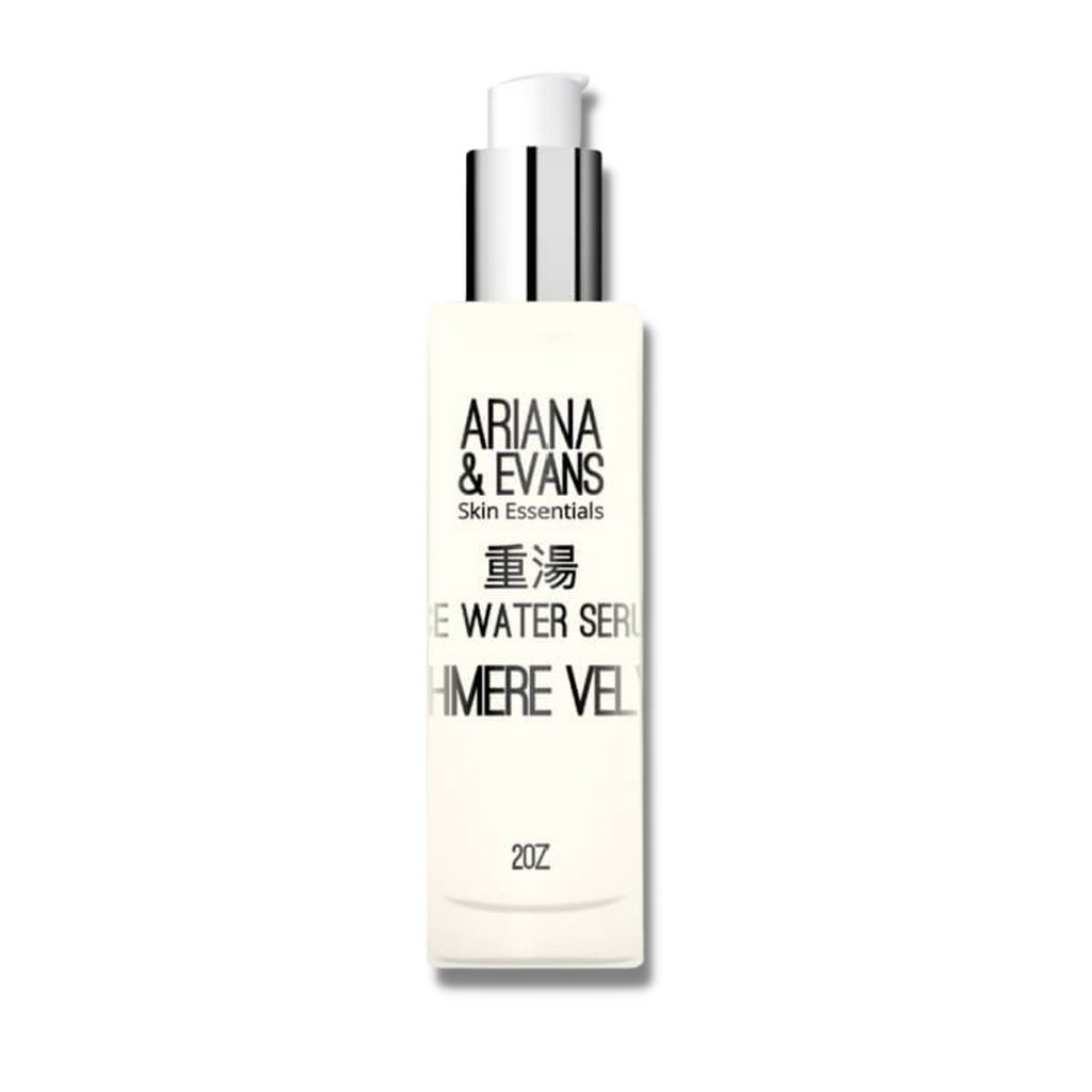 Ariana & Evans Cashmere Velvet Rice Water Serum 59ml | Agent Shave | Wet Shaving Supplies UK