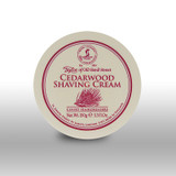 Taylor of Old Bond Street Cedarwood Shaving Cream 150g | Agent Shave | Traditional Wet Shaving