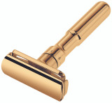 Merkur 702 Futur Double Edge Safety Razor - Gold | Wet Shaving Supplies UK