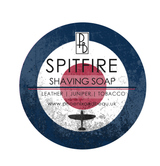 Phoenix and Beau - Spitfire Shaving Soap | Agent Shave | Wet Shaving Supplies UK