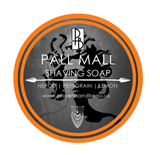 Phoenix and Beau Pall Mall Shaving Soap | Neroli, Petitgrain, Lemon | Traditional Wet Shaving |  Agent Shave