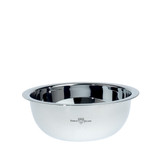 Edwin Jagger Polished Stainless Steel Shaving Soap Bowl   Agent Shave   Wet Shaving Supplies Uk