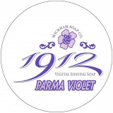 Wickham Soap Co 1912 Shaving Soap - Parma Violet | Agent Shave | Traditional Wet Shaving