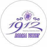 Wickham Soap Co 1912 Shaving Soap - Parma Violet   Agent Shave   Traditional Wet Shaving