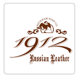 Wickham Soap Co 1912 Aftershave Balm - Russian Leather