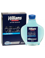 Williams Expert Aqua Velva Aftershave Lotion 200ml | Agent Shave