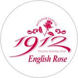Wickham Soap Co 1912 Shaving Soap - English Rose | Agent Shave | Traditional Wet Shaving